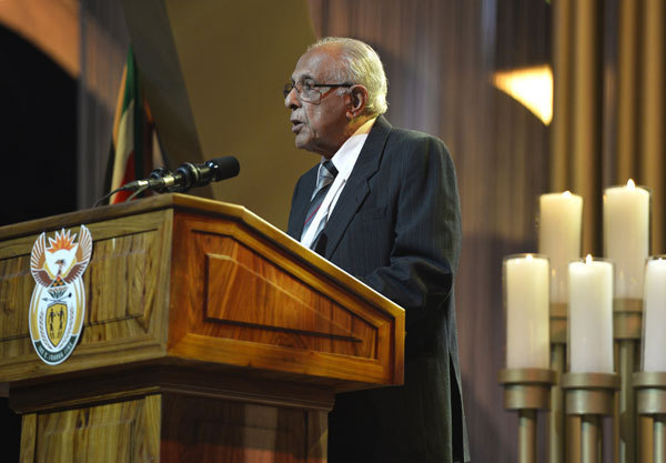 South Africa says goodbye to Nelson Mandela - Kathrada speaks