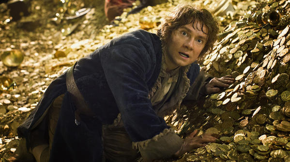 """The Hobbit: The Desolation of Smaug""  scores at the box office."
