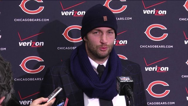 Cutler shakes rust, has Bears' trust in big victory