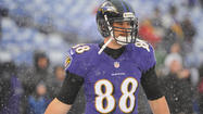Ravens tight end Dennis Pitta takes impressive path to recovery from hip injury