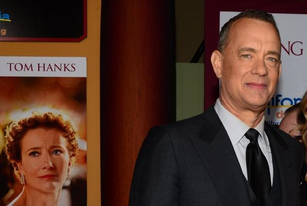 "The 25th Palm Springs International Film Festival will present Tom Hanks with the Chairman's Award for his performances in ""Captain Phillips"" and ""Saving Mr. Banks."""