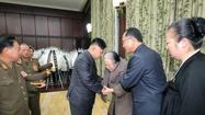After uncle's execution, North Korea's Kim Jong Un reappears in public