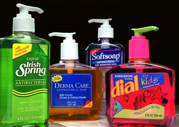 antibacterial soaps FDA rule