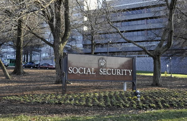 Woodlawn-based Social Security Administration.