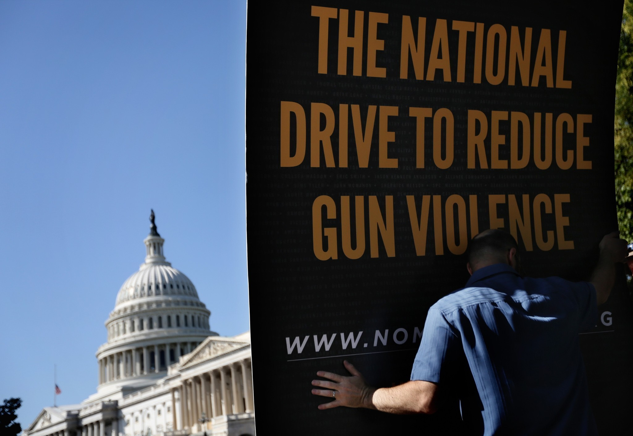 gun debate As more us companies were showing support for stricter gun laws this week, two foreign governments announced wednesday that they had made significant progress on restricting access to.