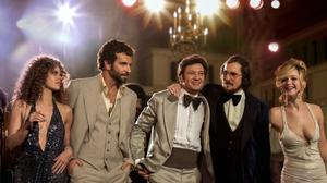 'American Hustle,' Jennifer Lawrence go over big with academy