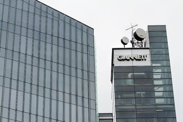 The Gannett headquarters in McLean, Va.