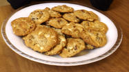 Holiday cookie recipe sought