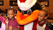 35th annual OriolesREACH Holiday Party for Kids [Pictures]