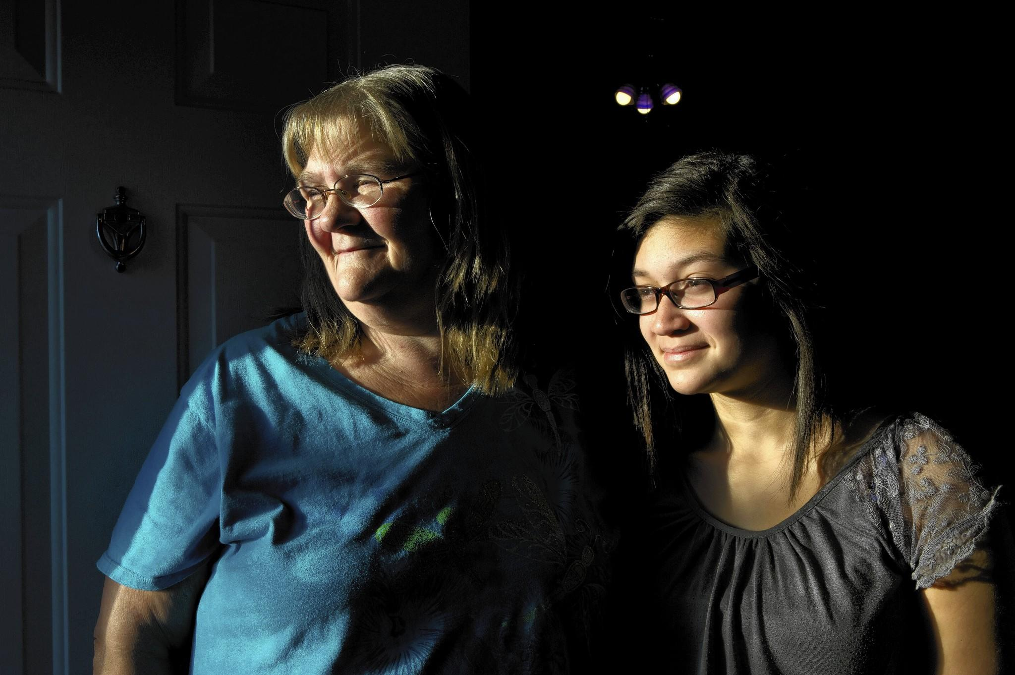The Internal Revenue Service rejected Wauconda resident Laurie Villarreal's 2012 tax return because, it said, the Social Security number she entered for her daughter, Jasmine Martinez, was associated with a dead person.