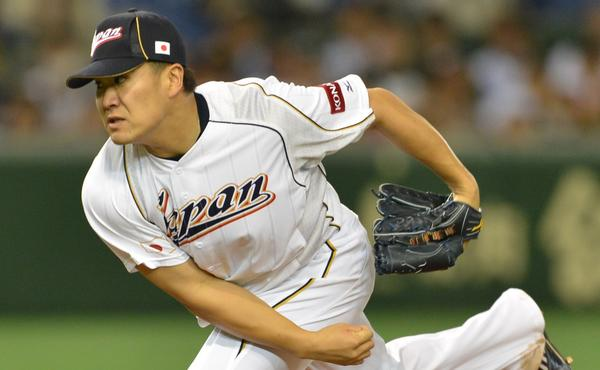 Japanese pitching star Masahiro Tanaka hopes to be playing in the major leagues next season.