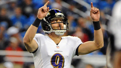 Justin Tucker's 61-yard field goal lifts Ravens to 18-16 win ov…