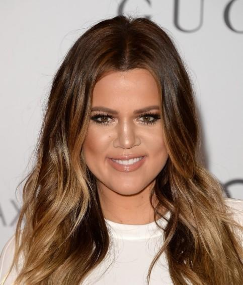 Reality TV star Khloe Kardashian at The Hollywood Reporter's 22nd Annual Women In Entertainment Breakfast at Beverly Hills Hotel Dec. 11, 2013 in Beverly Hills, Calif.