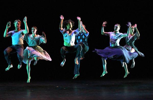 The Barak Ballet.