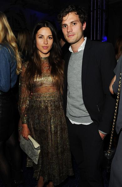 """""""50 Shades of Grey"""" star Jamie Dornan and his wife Amelia have a new baby girl."""