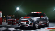 Mini to debut John Cooper Works concept at Detroit Auto Show
