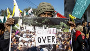 Tunisians air discontent at rallies marking Arab Spring anniversary