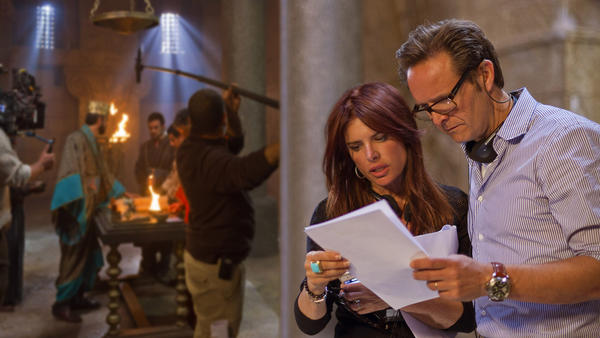 """The Bible"" creators Mark Burnett and Roma Downey are working on a sequel for NBC called ""A.D."""