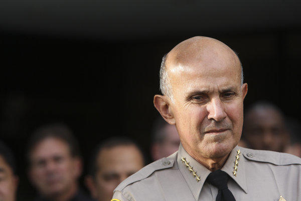 Los Angeles County Sheriff Lee Baca. Sheriff's officials acknowledge that the department hired about 80 officers it shouldn't have in 2010.