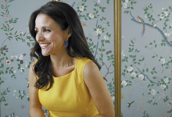 "Julia Louis-Dreyfus says she knew exactly what she needed to do to play Eva in ""Enough Said."""