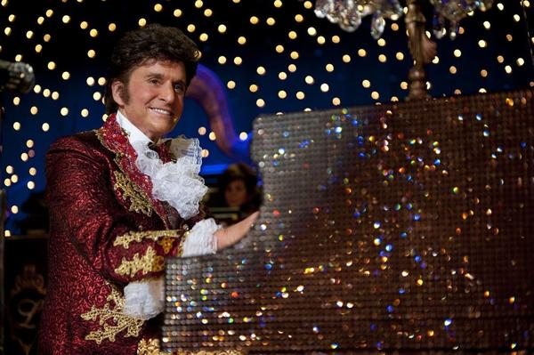 "Michael Douglas is a contender for his starring role in ""Behind the Candelabra."""