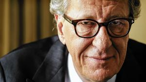 For Geoffrey Rush, 'The Book Thief' strikes the right balance
