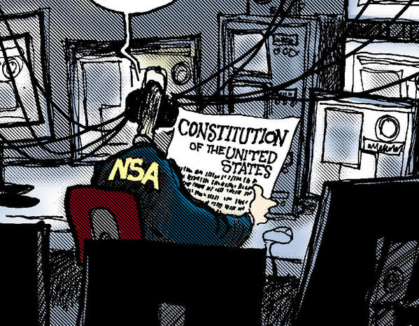 The proper scope of government surveillance powers ...