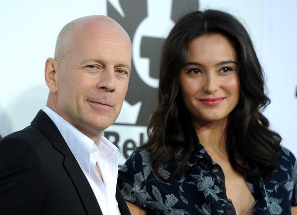 Bruce Willis, Emma Heming-Willis