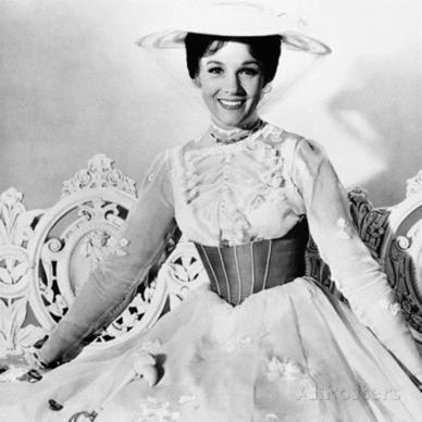 Julie Andrews in the title role.