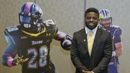 Towson's Terrance West not 'distracted' by third-place finish for Walter Payton Award
