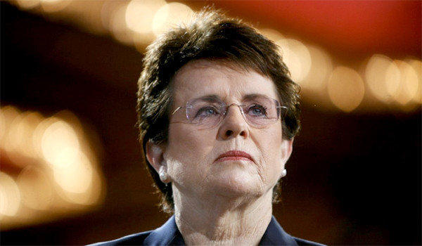 Tennis champion Billie Jean King has been selected as one of two openly gay athletes to join the U.S. delegation for the opening and closing ceremonies at the 2014 Sochi Olympics.