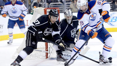 Martin Jones Stays Perfect In Kings' Victory