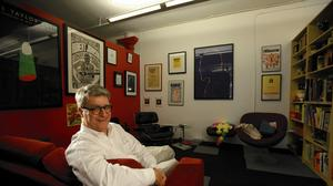 Fred Seibert foresees 'next golden age of animation' on Internet