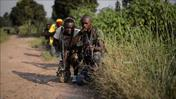 Christian anti-balaka militia trains in Bangui
