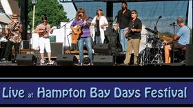 Karl Werne, performing tonight in Hampton, to release live at Bay Days CD