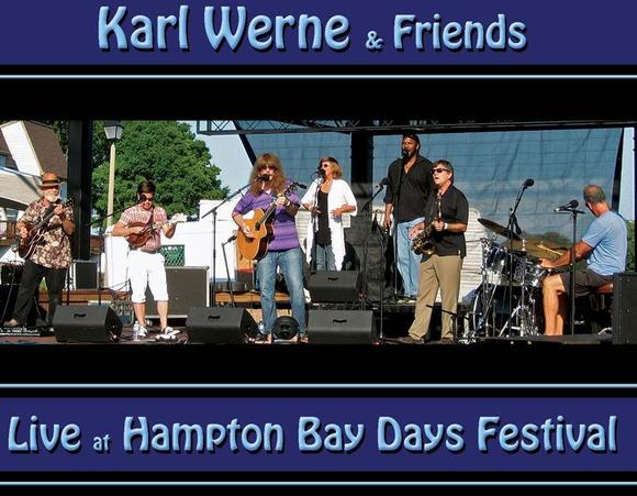 Norfolk's Karl Werne is a veteran acoustic musician.