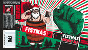 Revolution Fistmas Holiday Ale | Beer Pic