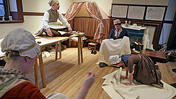Video: Re-creating George Washington's Tent