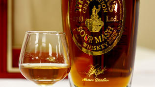 The $4,000 bottle of sour mash whiskey