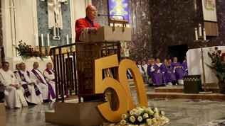 Video: Cardinal George -- 50 years in the priesthood