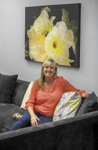 Georgette Sleeth is founder of The Girl Cave.