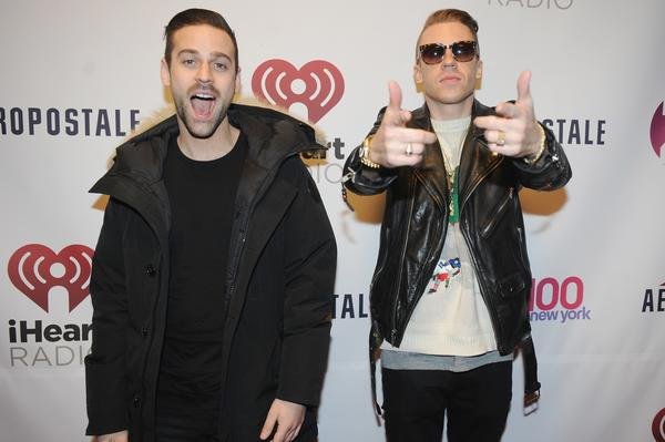 Z100's Jingle Ball 2013 Presented by Aeropostale - Backstage