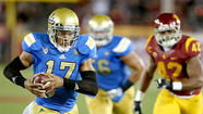 UCLA's Brett Hundley mulling over whether to declare for the NFL