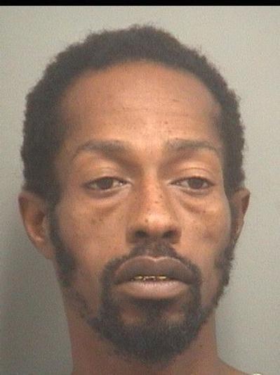 Joe Joe McDonald, 32, who has no fixed address, is accused of running from deputies multiple times.