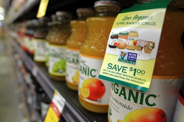 Organic/non-GMO foods