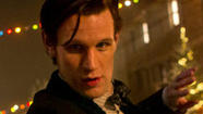 'Doctor Who' Christmas special trailer teases Matt Smith's goodbye
