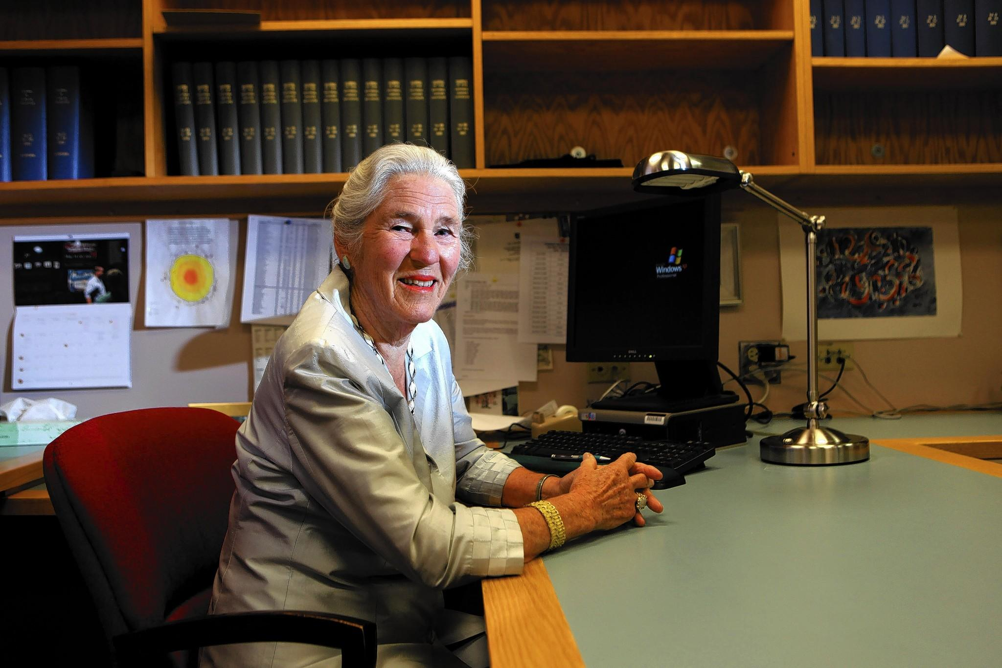 Janet Rowley won the National Medal of Science and Presidential Medal of Freedom for her cancer research.