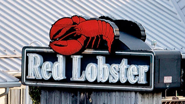 Darden said it will spin off its Red Lobster chain and stop expansion at Olive Garden