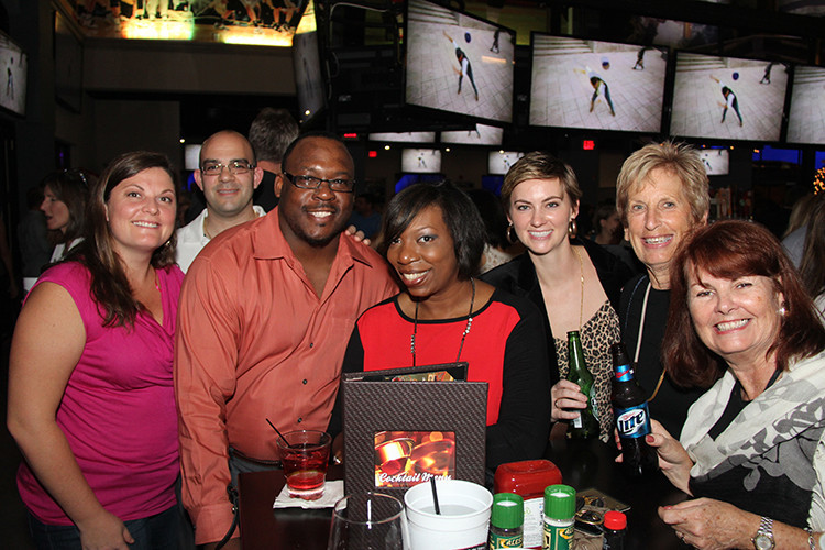 Society Scene photos - Bokampers Sports Bar & Grill Fort Lauderdale grand opening VIP party