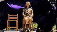 Japanese politicians want Glendale's 'comfort women' statue removed